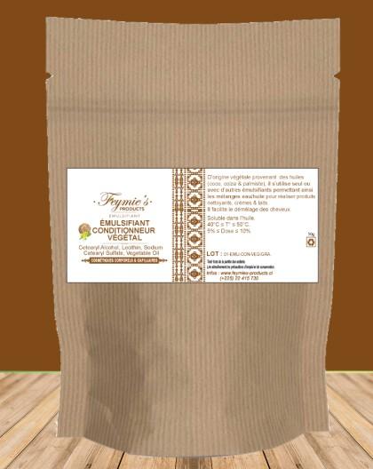 Emulsifiant Conditionneur Végétal