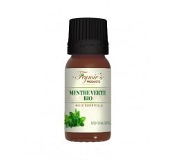 Huile Essentielle De Menthe Verte Bio